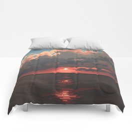 Sea break Comforters