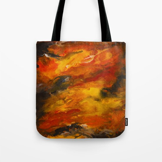 Improvisation 36 Tote Bag