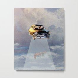 Abduction Metal Print