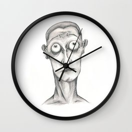 I'm Not A Burden Wall Clock