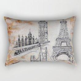 Wounderlust Rectangular Pillow
