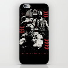 In Ashes iPhone & iPod Skin