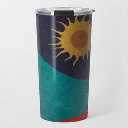 color under the sun Travel Mug