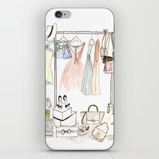 Closet iPhone & iPod Skin