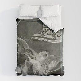 SneakerHead Duvet Cover