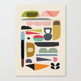 Nord Canvas Print