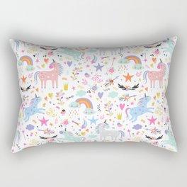 Pattern 015 Rectangular Pillow