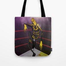Goldust Tote Bag
