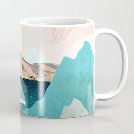 Mint Mountains Coffee Mug