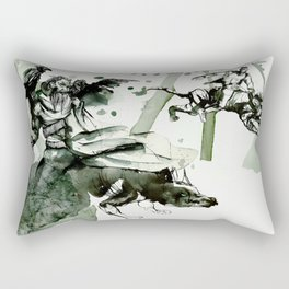 Odin of American Gods Rectangular Pillow