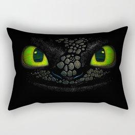 Night Stalker Rectangular Pillow