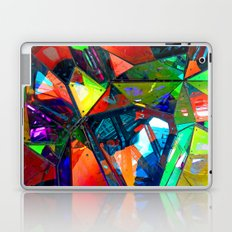 Jagged Little Morning Laptop & iPad Skin