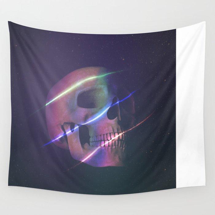 Funky dead disco Wall Tapestry