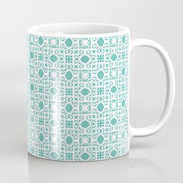 Mint Julep Print Coffee Mug