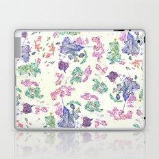 Diamonds Laptop & iPad Skin