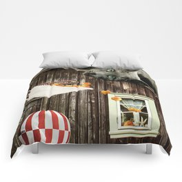 Swedish Cat Comforters
