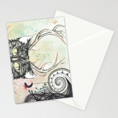 Cat Dreams Stationery Cards