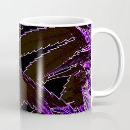 Purple Neon Haze Coffee Mug