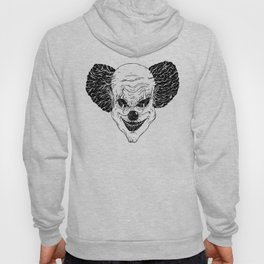 Evil clown Hoody
