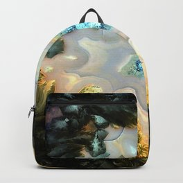 Geode Fairyland - Inverted Art Series Backpack