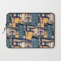 Night Castles (Pattern) Laptop Sleeve