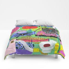 Disgust Wonderland Comforters
