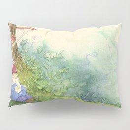The Sleeping Gnome Pillow Sham