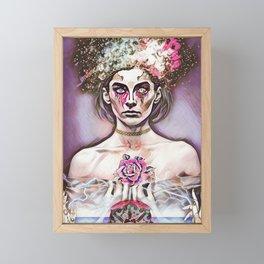 Gloaming Framed Mini Art Print