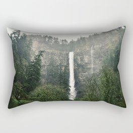 Multnomah Falls, Oregon Rectangular Pillow