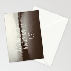 Someplace Stationery Cards