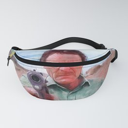 Walter White Confession - Breaking Bad Fanny Pack