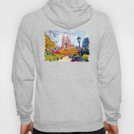 La Sagrada Familia - Park View Hoody