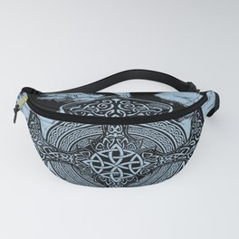 CELTIC CROSS Fanny Pack