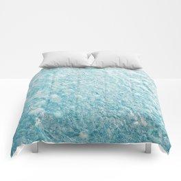 Crystal Water Marble Comforters