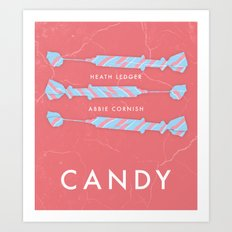 Candy - Movie Poster Art Print