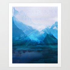Untitled 20160126g Art Print