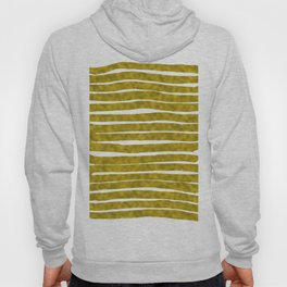 Gold Lines Hoody