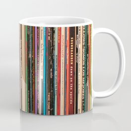 Alternative Rock Vinyl Records Kaffeebecher