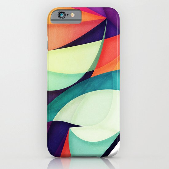 Overwhelm Me Please iPhone & iPod Case