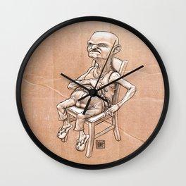 Granpa' 2040 Wall Clock