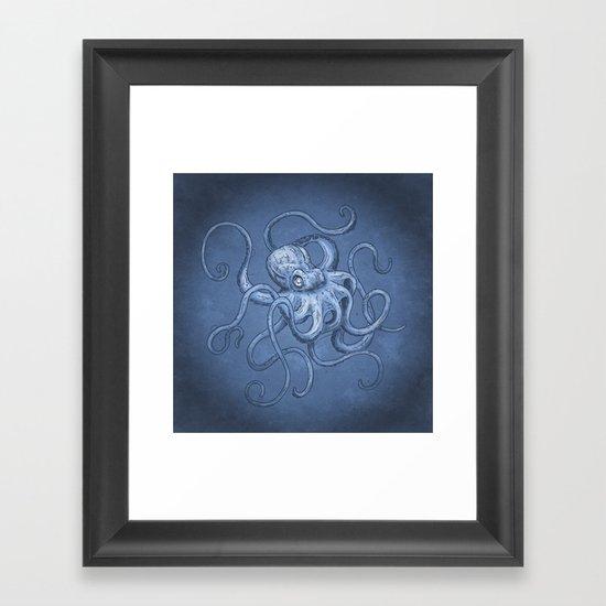 Polipo Framed Art Print