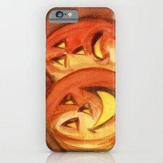 Jack-O-Lanterns iPhone 6s Slim Case