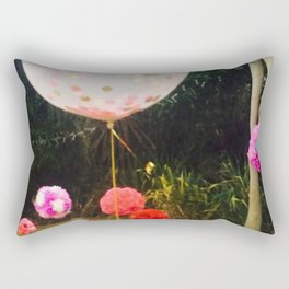 Let's Party Boho Style Rectangular Pillow