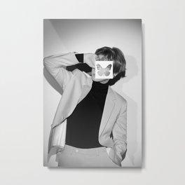 Trauma | Baekhyun Metal Print