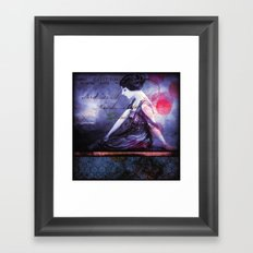 Our Love Was Lost Framed Art Print