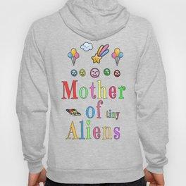 Mother Mothers Day Present Alien Children Gift Hoody