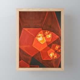 "East (""Elementals"" series) Framed Mini Art Print"
