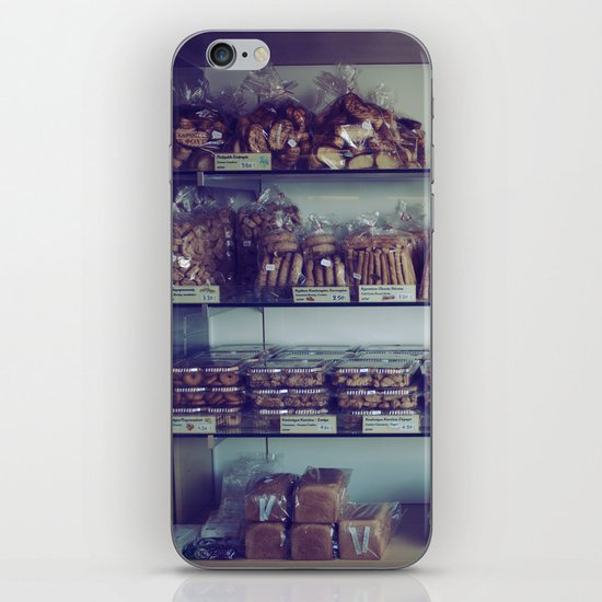 Greek Bakery iPhone & iPod Skin