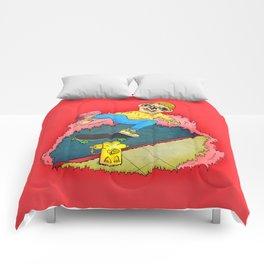 Ollie One-Foot Comforters