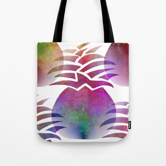Pleasing Pineapple Tote Bag